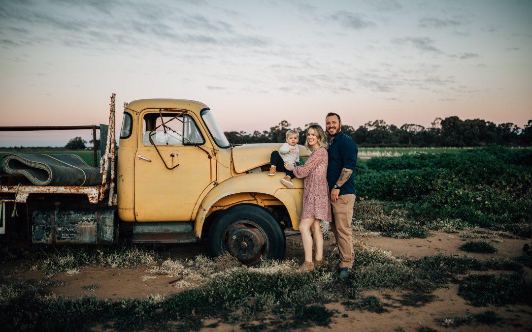 The Wade Family- Wagga Wagga Family Photographer